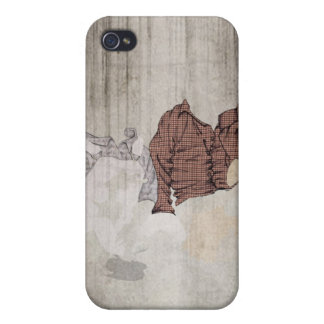 Ghosts iPhone 4 case