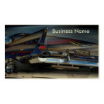 Ghosts of '57 Double-Sided standard business cards (Pack of 100)