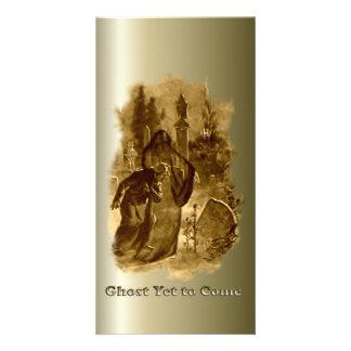 Ghosts of Christmas - A Christmas Carol Card