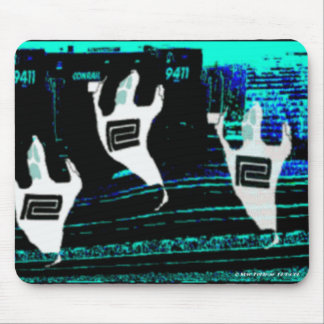 Ghosts of The Northeast Corridor Railroads Mouse Pad
