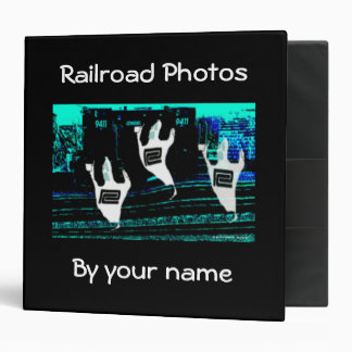 Ghosts of The Northeast Railroad Photo Binder