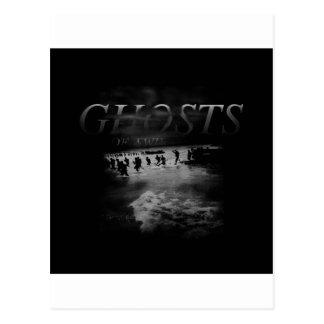 Ghosts Of World War II Postcard
