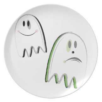 Ghosts Plate