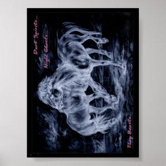 Ghosts Print