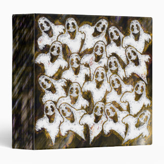 """GHOSTS SAY BOO! 1.5"""" Ring Binder"""