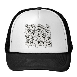 GHOSTS SAY BOO! TRUCKER HAT