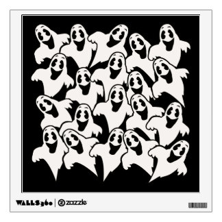 GHOSTS SAY BOO! Wall Decal