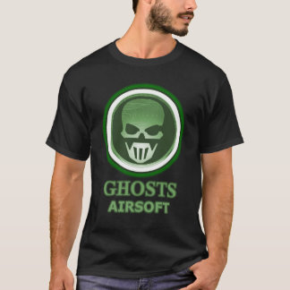 Ghosts Tshirt - Black