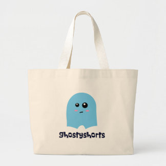 Ghostyshorts Canvas Bags