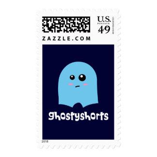 Ghostyshorts Postage