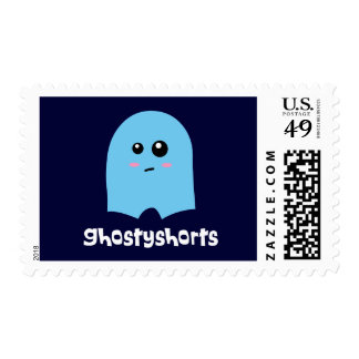Ghostyshorts Postage Stamps