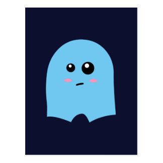 Ghostyshorts Tarjeta Postal