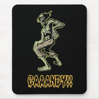 Ghoul Candy Mouse Pad