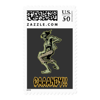 Ghoul Candy Postage