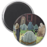 Ghoul Cemetery Magnet