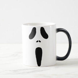 Ghoul Face Magic Mug