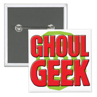 Ghoul Geek Button