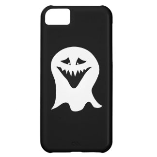 Ghoul Ghost. Black and White. Case For iPhone 5C