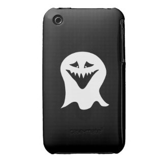 Ghoul Ghost. Black and White. Case-Mate iPhone 3 Case