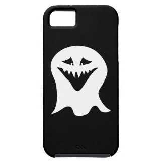 Ghoul Ghost. Black and White. iPhone 5 Case