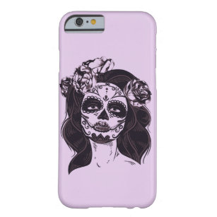 Ghoul Girl Barely There iPhone 6 Case