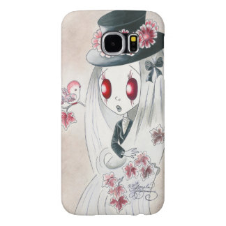 Ghoul Girl: Keira Samsung Galaxy S6 Cases