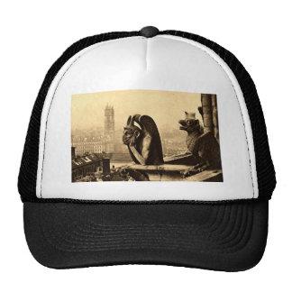 Ghoul Notre Dame, Paris France 1912 Vintage Trucker Hat