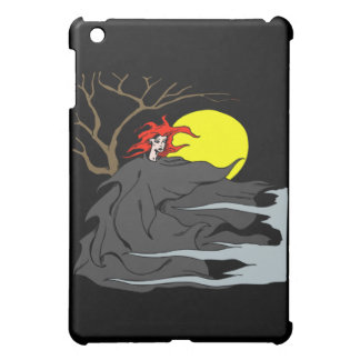 Ghoul Woman Case For The iPad Mini