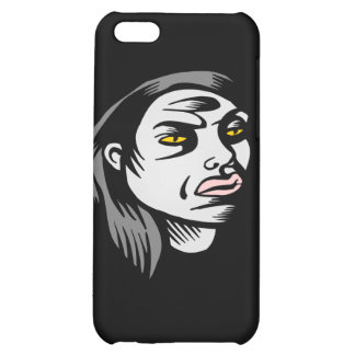 Ghoul Woman Cover For iPhone 5C