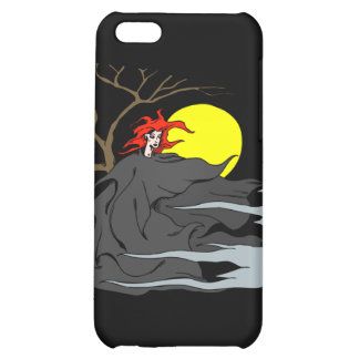 Ghoul Woman iPhone 5C Case