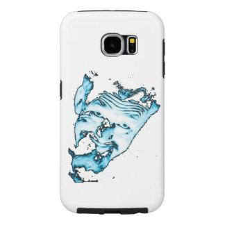 Ghoulardi (Blue) Samsung Galaxy S6 Case