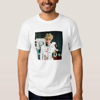 """Ghoulardi """"en camiseta del sistema"""" playera"""