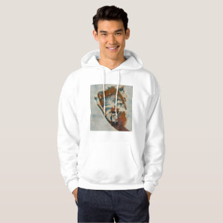Ghoulardi (Mod 4) Men's Basic Hooded Sweatshirt