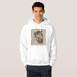 Ghoulardi (Mod 7) Men's Basic Hooded Sweatshirt