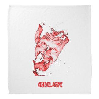 Ghoulardi (Red) Customizable Bandana
