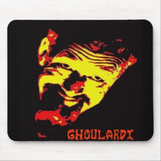 Ghoulardi (rojo/amarillo) Mousepad adaptable
