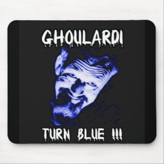 Ghoulardi (vuelta Blue-2) Mousepad adaptable