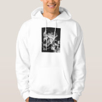 Ghoulardi (W/Skull-2) Customizable Basic Hoodie