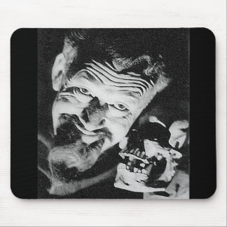 Ghoulardi (W/Skull) Mousepad adaptable