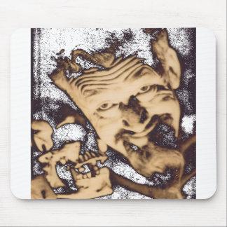 Ghoulardi (W/Skull - transparente) Mousepad