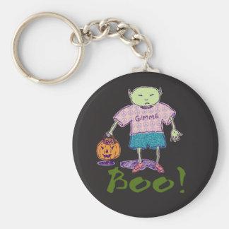 Ghoulie Boo! Keychain