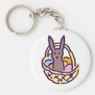 Ghoulie Easter Basket Keychain