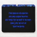 Ghoulies & Ghosties Mousepad