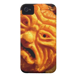 Ghoulish Gourd II iPhone 4 Case-Mate Cases
