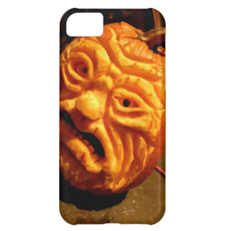 Ghoulish Gourd II iPhone 5C Covers