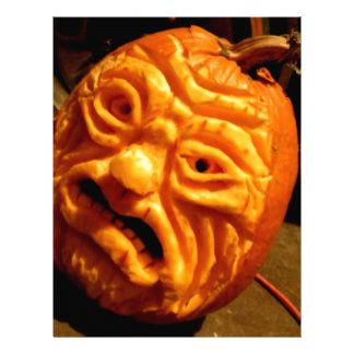 Ghoulish Gourd II Letterhead