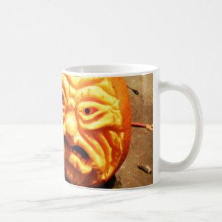 Ghoulish Gourd IV Coffee Mug