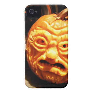 Ghoulish Gourd IV iPhone 4 Covers