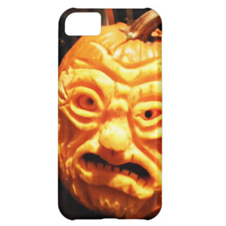 Ghoulish Gourd IV iPhone 5C Case