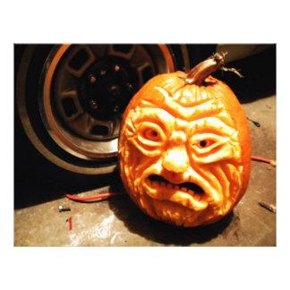 Ghoulish Gourd IV Letterhead